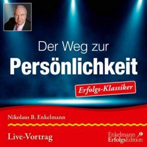 CD-Cover Der Weg zur Persönlichkeit